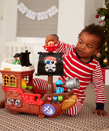 VTech Toot Toot Pirate Ship