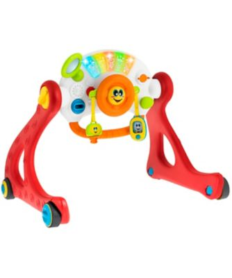 Chicco Electronic 4 in 1 Grow and Walk Play Gym Walker