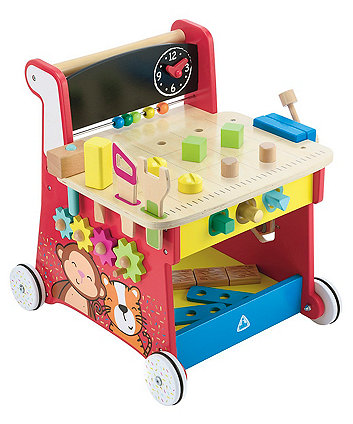 Wooden Activity Workbench