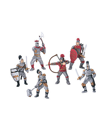 Knight Figure Set