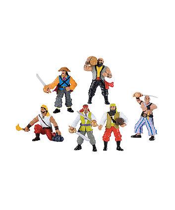 Pirate Figure Set