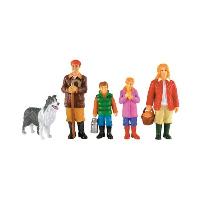 Farm Family Figure Set