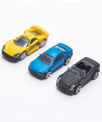3 Car Pack