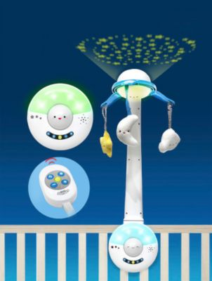 Little Senses Dreamy Glow Mobile