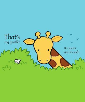 That's Not My Giraffe Book