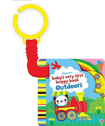 Usborne Baby's Very First Buggy Book - Outdoors