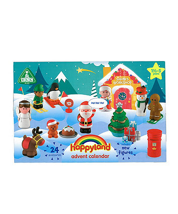 Happyland 2019 Advent Calendar