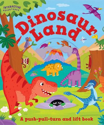 Novelty Board: Dinosaur Land