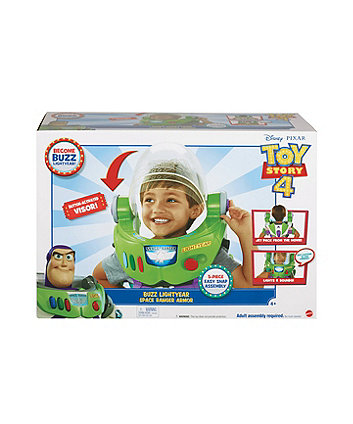 Disney Pixar Toy Story 4 Buzz Lightyear Space Ranger Armor