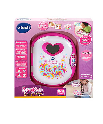Vtech Secret Safe Diary White