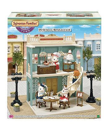 Sylvanian Families delicious restaurant