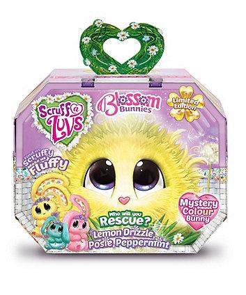 Scruff A Luvs Blossom Bunnies Mystery Soft Toy