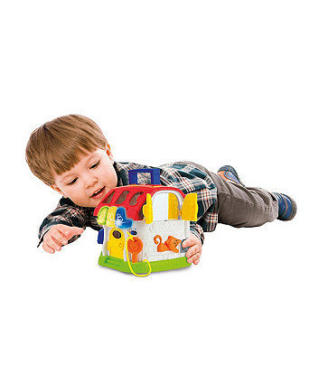WinFun Sort and Learn Activity House