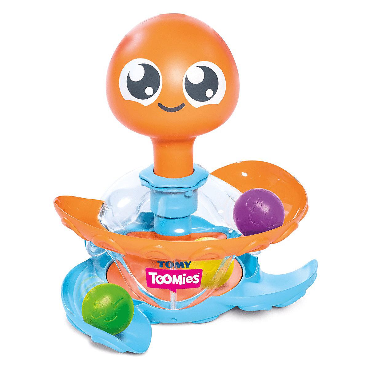 Tomy Toomies Octopus Ball Toy