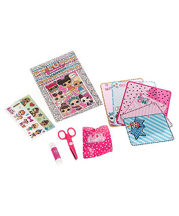 L.O.L. Surprise! Create Your Own Scrapbook Set