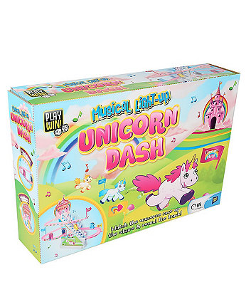 Play & Win Magical Light Up Unicorn Dash Game