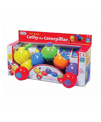 Fun Time Cathy The Caterpillar