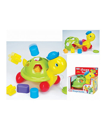 Fun Time Shape Turtle