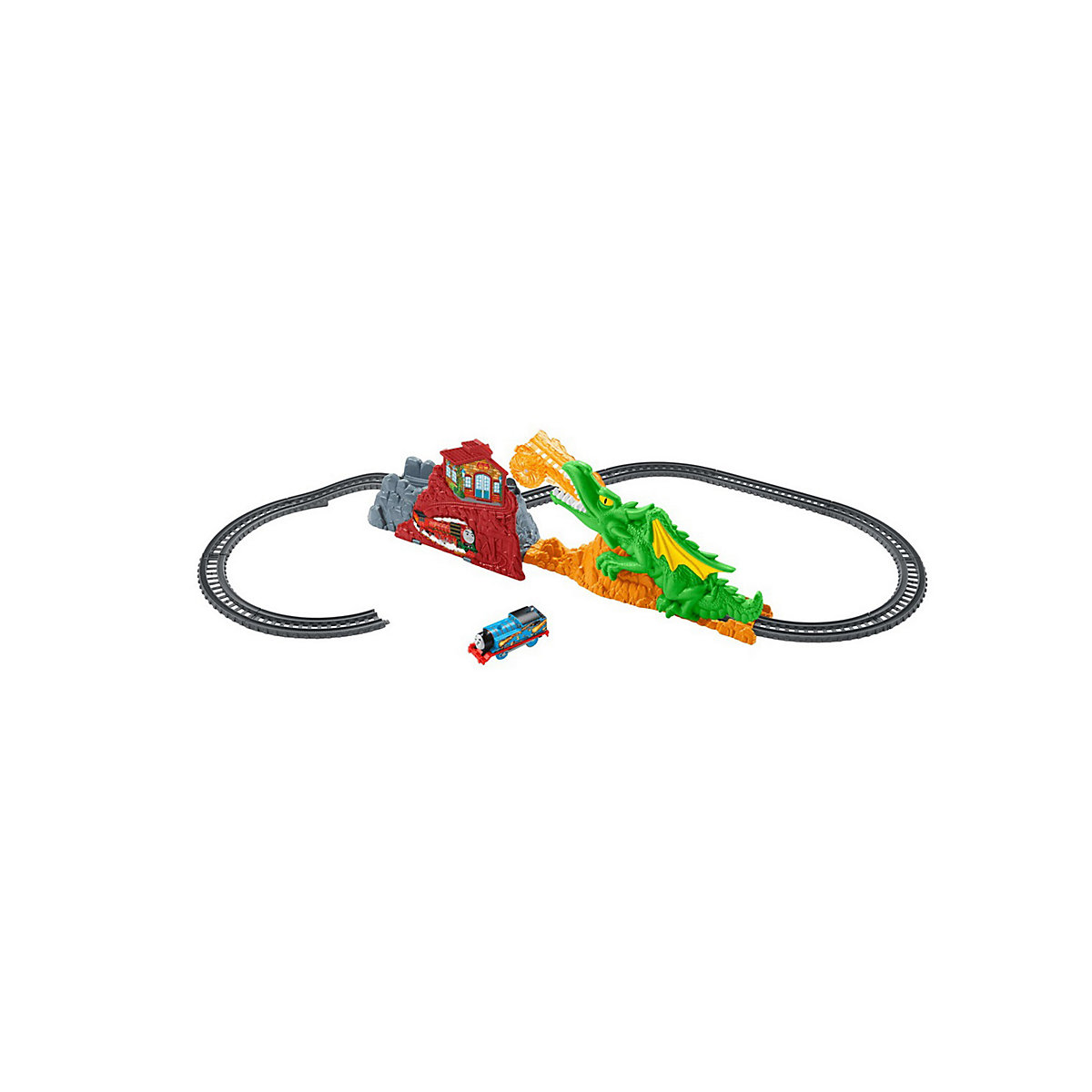Fisher Price Thomas & Friends TrackMaster   Dragon Escape Playset