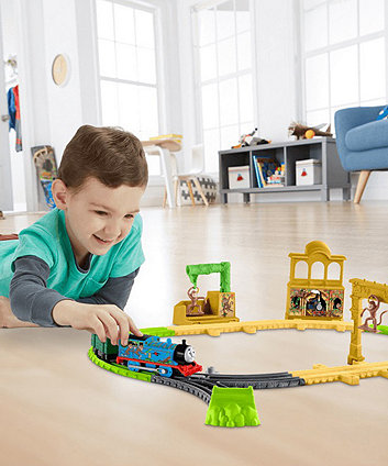 Fisher-Price Thomas & Friends TrackMaster - Monkey Palace Playset