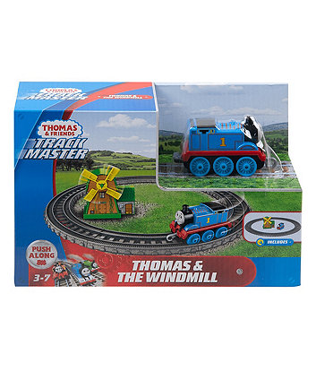 Thomas & The Windmill Metal Train Engine Playset