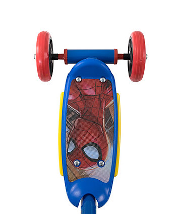 Spiderman 3 Wheeled Scooter