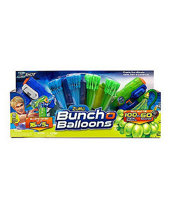 Official Zuru Bunch O Balloons Value Pack - 140 Balloons