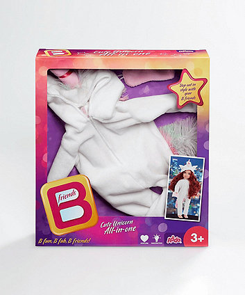 B Friends Cute Unicorn All-in-one