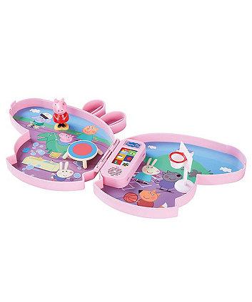 Peppa Pig Pick Up & Play Seaside Playset
