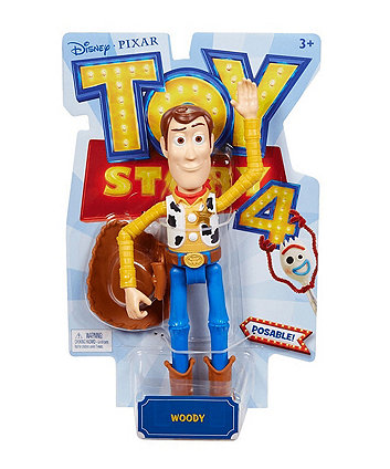 Disney Pixar Toy Story 4 17 cm Figure Woody