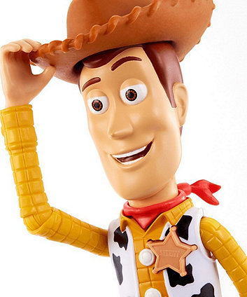 Disney Pixar Toy Story 4 Talking Woody