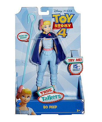 Disney Pixar Toy Story 4 Talking Bo Peep