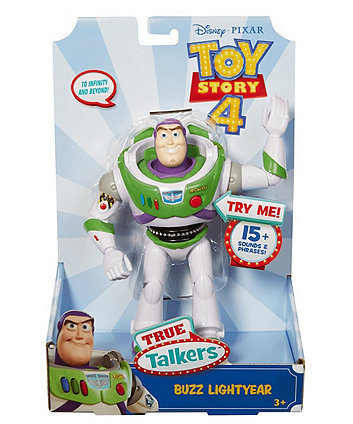 Disney Pixar Toy Story 4 Talking Buzz