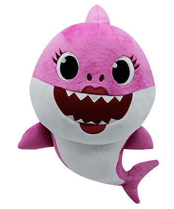 Baby Shark Singing Plush - Mummy Shark 25cm
