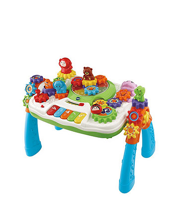 VTech GearZooz Gear Up & Go Activity Table