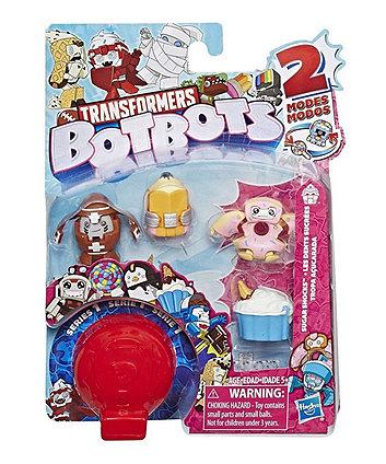 Transformers BotBots Team 5 Pack