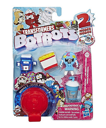 Transformers BotBots Team 5 Pack