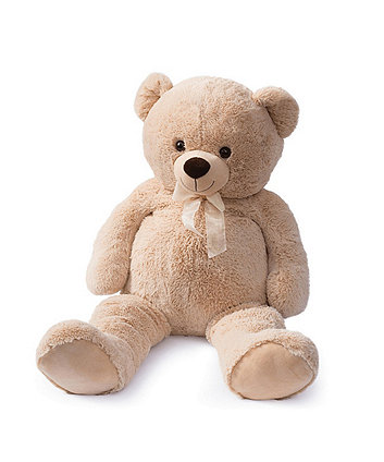 Snuggle Buddies 100cm Teddy George
