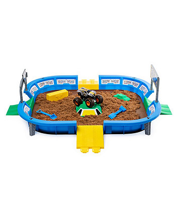 Monster Jam Monster Dirt Arena Playset 1:64