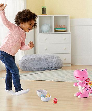 VTech Learn & Dance Dino Pink