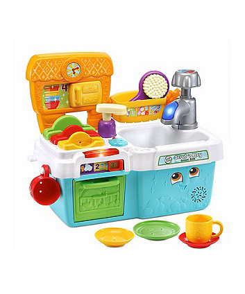 LeapFrog Scrub & Play Smart Sink