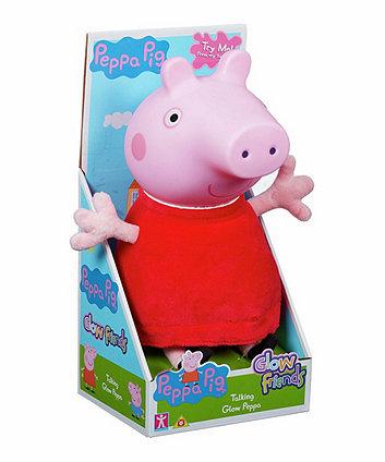 Talking Glow Peppa Pig