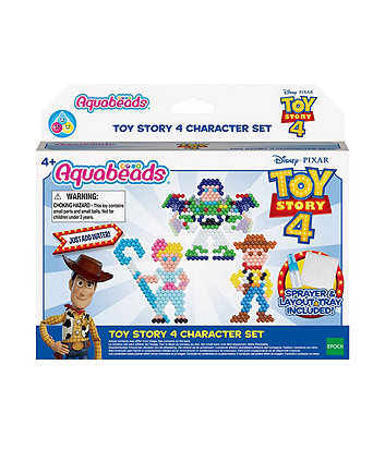 Aquabeads Disney toy story 4 character set