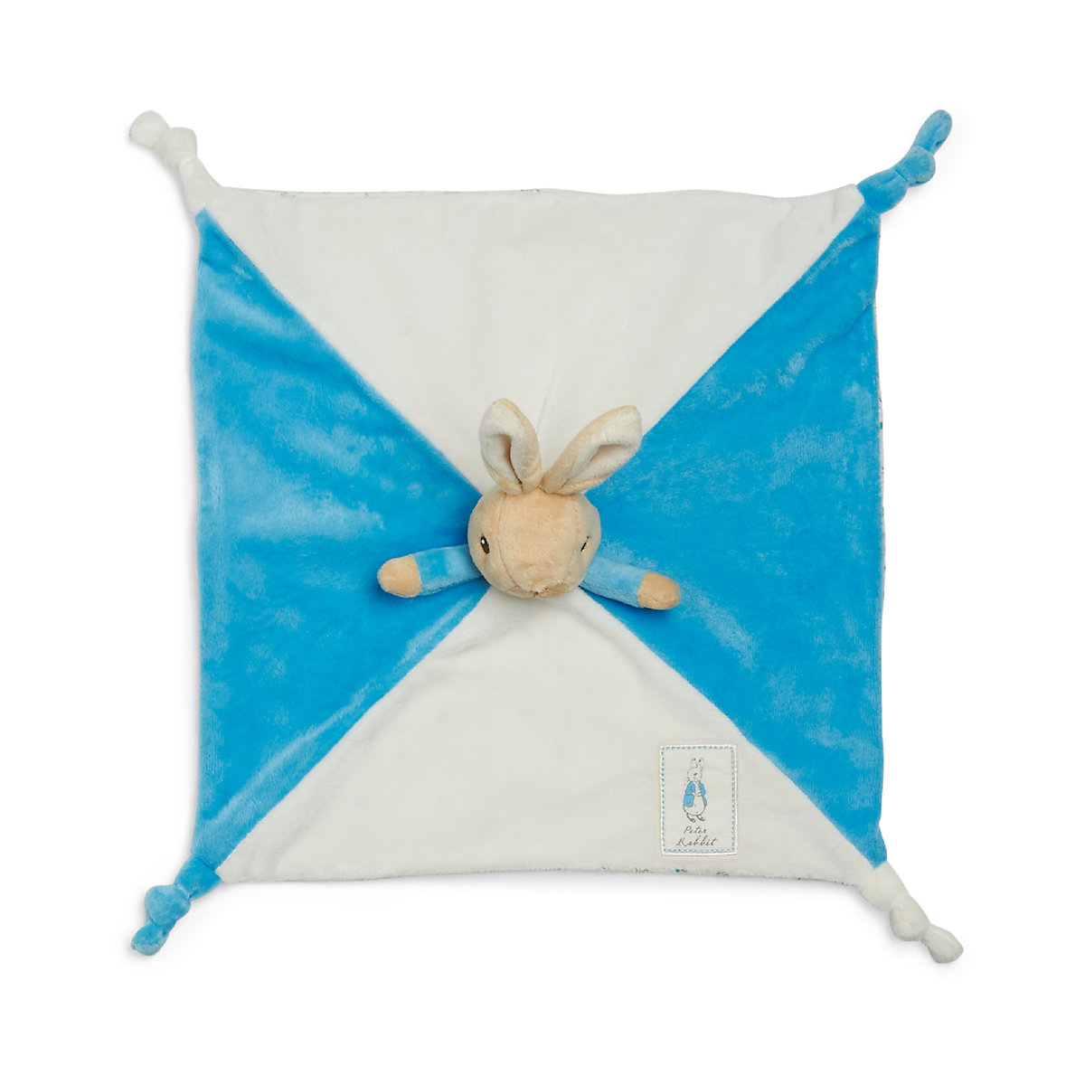 New ELC Boys and Girls Beatrix Potter Peter Rabbit Blankie Toy From Birth - Beatrix Potter Gifts