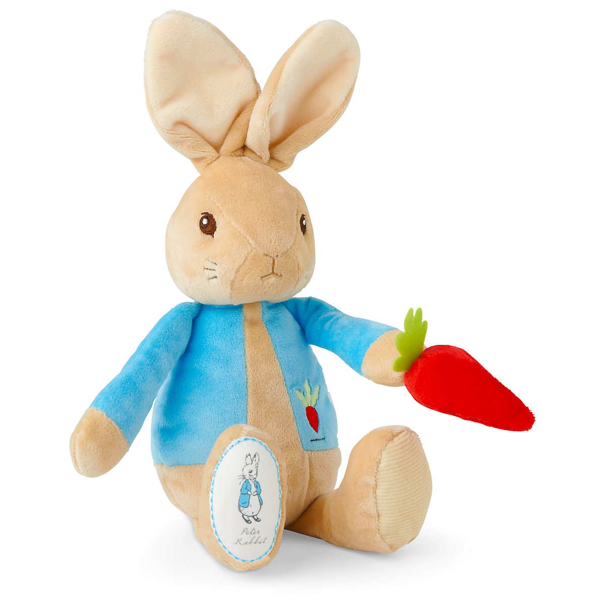 New ELC Boys and Girls Beatrix Potter Musical Peter Rabbit Toy From Birth - Beatrix Potter Gifts