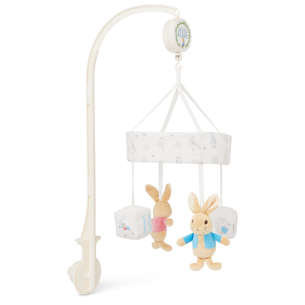 New ELC Beatrix Potter Peter Rabbit Mobile Toy - Beatrix Potter Gifts