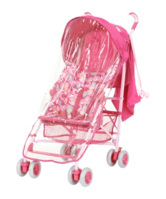 Mothercare Jive Stroller Accessory Pack - Blossom