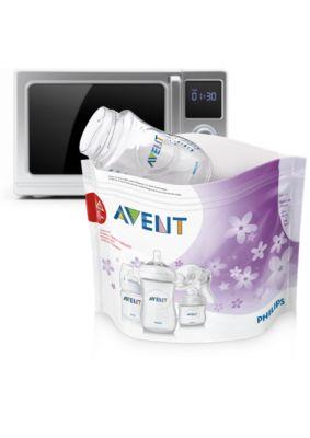 Philips Avent SCF297/05 microwave steam steriliser bags