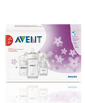 Philips Avent SCF297/05 microwave steam steriliser bags