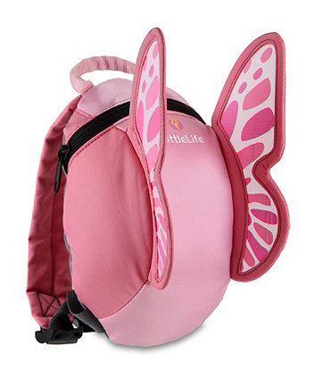 LittleLife toddler daysack - butterfly